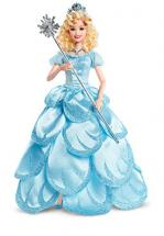 Barbie Multicolored Wicked Glinda Doll