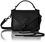 Rebecca Minkoff Mini Darren Messenger, Black