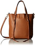 Rebecca Minkoff Mini Unlined Tote with Whipstich, Almond