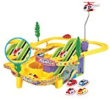 Liberty Imports |UPDATED EDITION| Track Racer Racing Cars Fun Toy for Kids (NO Music) Liberty Imports