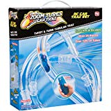 ZOOM TUBES CAR TRAX, 25-Pc RC Car Trax Set with 1 Blue Racer and Over 12ft of Tubes (As Seen on TV) ZOOM TUBES CAR TRAX