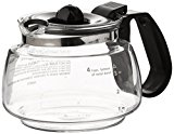 Mr.Coffee ND4 Replacement 4-Cup Carafe, Black