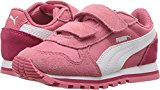 PUMA Baby ST Runner NL V, Rapture Rose-Puma White, 9 M US Toddler