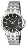 Raymond Weil Tango Black Dial Stainless Steel Quartz Male Watch 5591-ST-20001