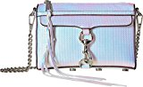 Rebecca Minkoff Women's Mini Mac Opal Iridescent One Size