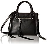 Rebecca Minkoff Side Zip Mini Regan Tote, Black