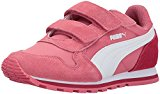 PUMA Unisex-Kids ST Runner NL V, Rapture Rose-Puma White, 13.5 M US Little Kid