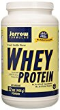 Jarrow Formulas Whey Protein, Supports Muscle Development, French Vanilla, 2 Pounds